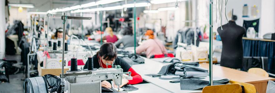 Métiers et formations de la filière textile